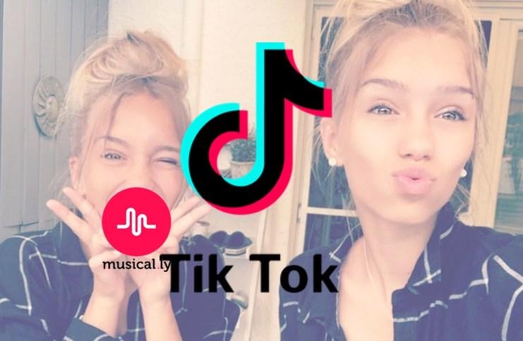 musical.ly wird Tik Tok