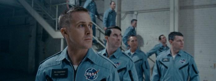 """Ryan Goslings """"Aufbruch zum Mond"""""""