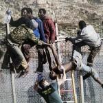 Flüchtlinge an Spaniens Grenzen