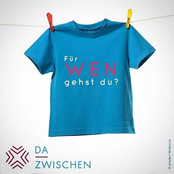 """20160627 furwen - """"Für wen gehst du?"""""""