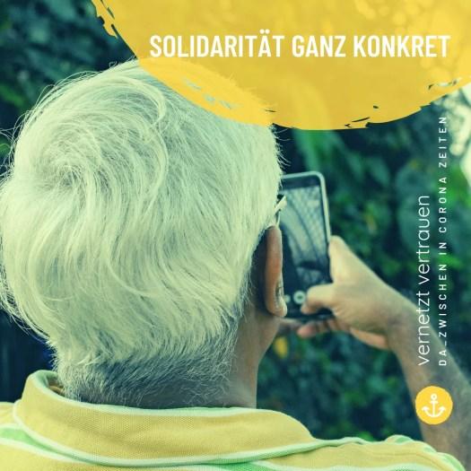 solidarität ganz konkret2 - Begegnung solidarisch