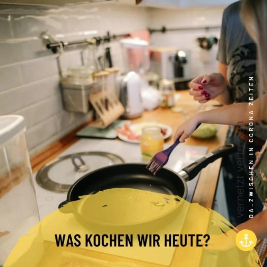 kochen - Solidarität geht auch durch den Magen