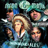 Three 6 Mafia with Jack Abramoff