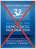 barack obama to clinch delegates but will Hillary Clinton Concede?