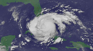 Hurricane Rita Sept 20