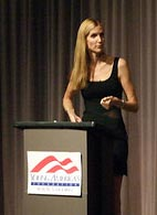 ann coulter speaks at usc annenberg about islamo-fascism or whatever