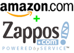 Amazon Buys Zappos for $850 million