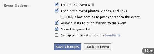 Facebook Eventbrite Partnership Goes Live on Event Pages