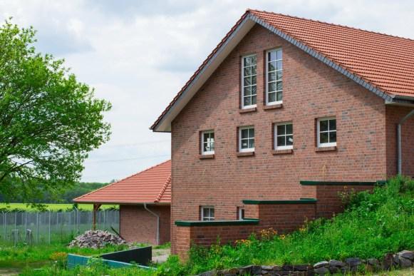 Neubau - Südseite