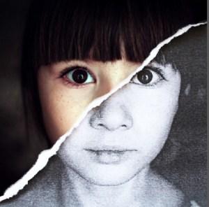 Abbildung eines Kindes