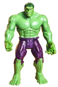 """Spielfigur """"Hulk"""""""