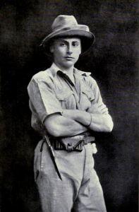 Hans Schomburgk in jungen Jahren