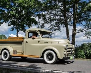 50er Jahre Pickup