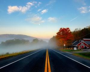 Massachusetts im Herbst