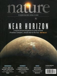 nature-Titelblatt