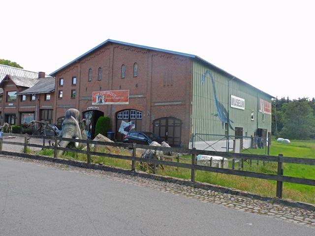 Museum Tor zur Urzeit
