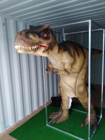 Tyrannosaurus-Kostüm