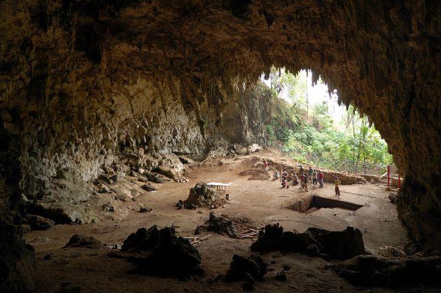 Fundort des Homo floresiensis