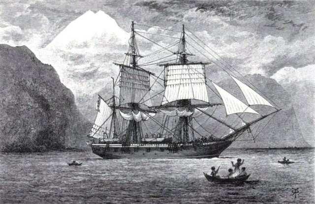 Die HMS Beagle (II)