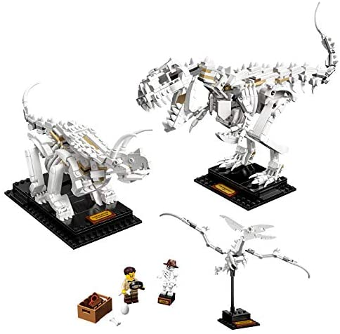 Lego-Dinoskelette