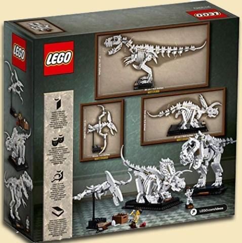 Lego-Dinos