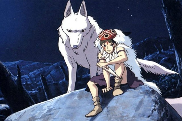 Screenshot Prinzessin Mononoke