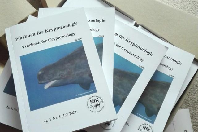 Unboxing Jahrbuch Kryptozoologie