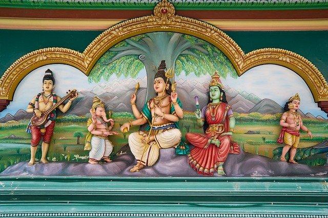 Hindu-Götter