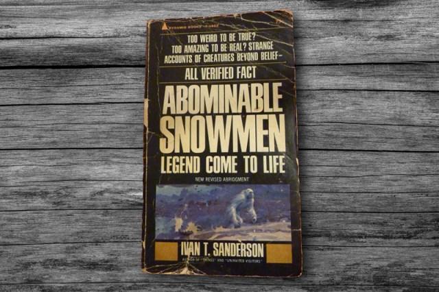 the abominable Snowmen