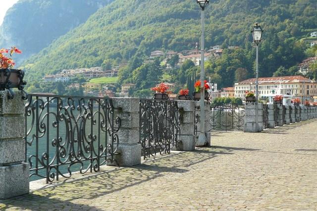 Promenade am Comer See