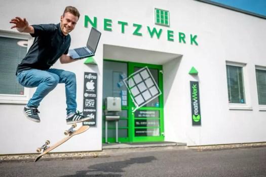 Computer Service Techniker Stellenanzeige Ausbildung Fachinformatiker Schweinfurt