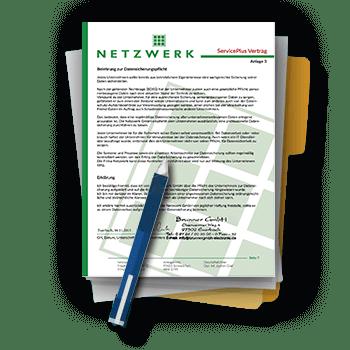 Service plus Vertrag Netzwerk Schweinfurt IT Computer Laptop