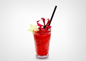 Cocktailauswahl Strawberry Margarita