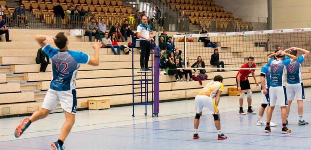 Abstieg für Regionalliga-Volleyballer besiegelt