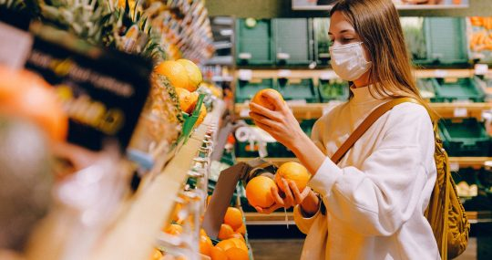 Compulsory use of masks can slow down COVID-19 infection