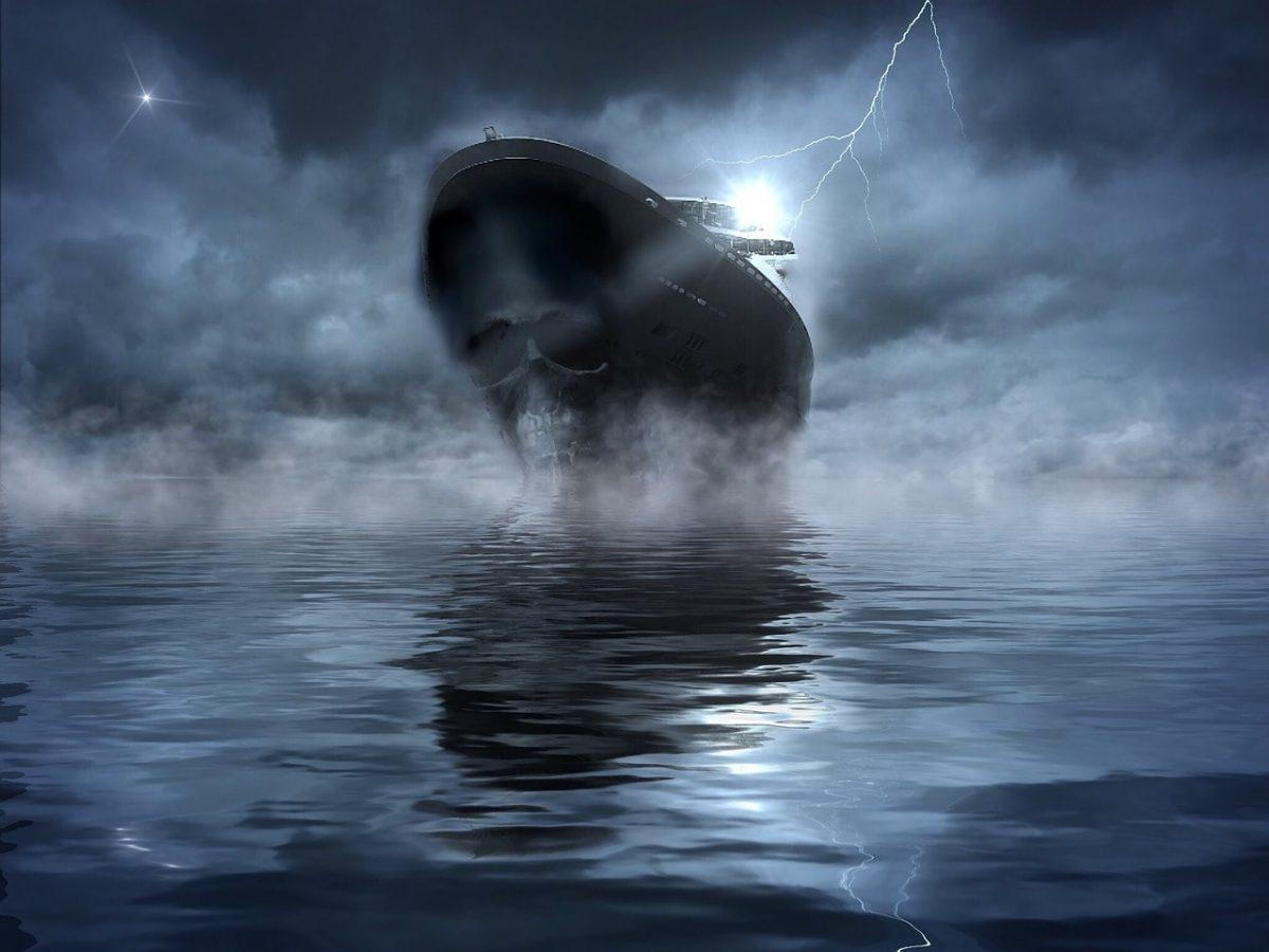 Der Kapitalismus führt zu immer aberwitzigeren Situationen, Containerschiffe einer Pleitereederei dürfen keinen Hafen anlaufen.