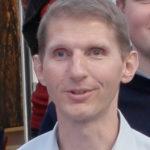 Ronald Trzoska. Vorsitzender Bündnis Grundeinkommen.
