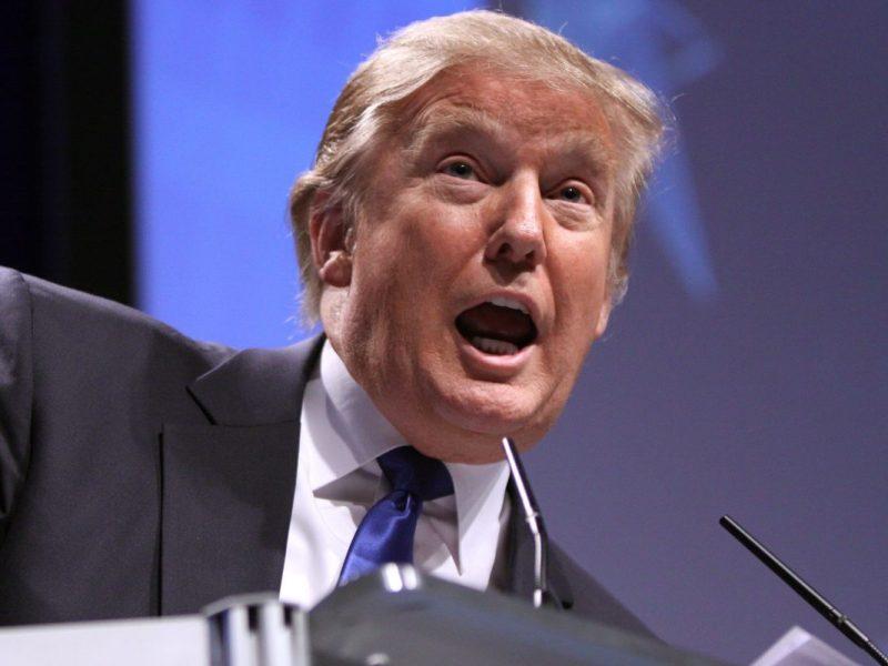 Donald Trump ist auch eine logische Konsequenz eines kriminellen und korrupten Establishments.