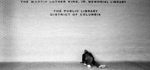 Martin Luther King Library in Washington DC. Aufgenommen von Alex Barth 2008.