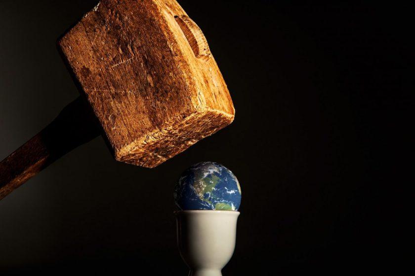 Eine universelle menschliche Nation oder wir verschwinden von der Bildfläche