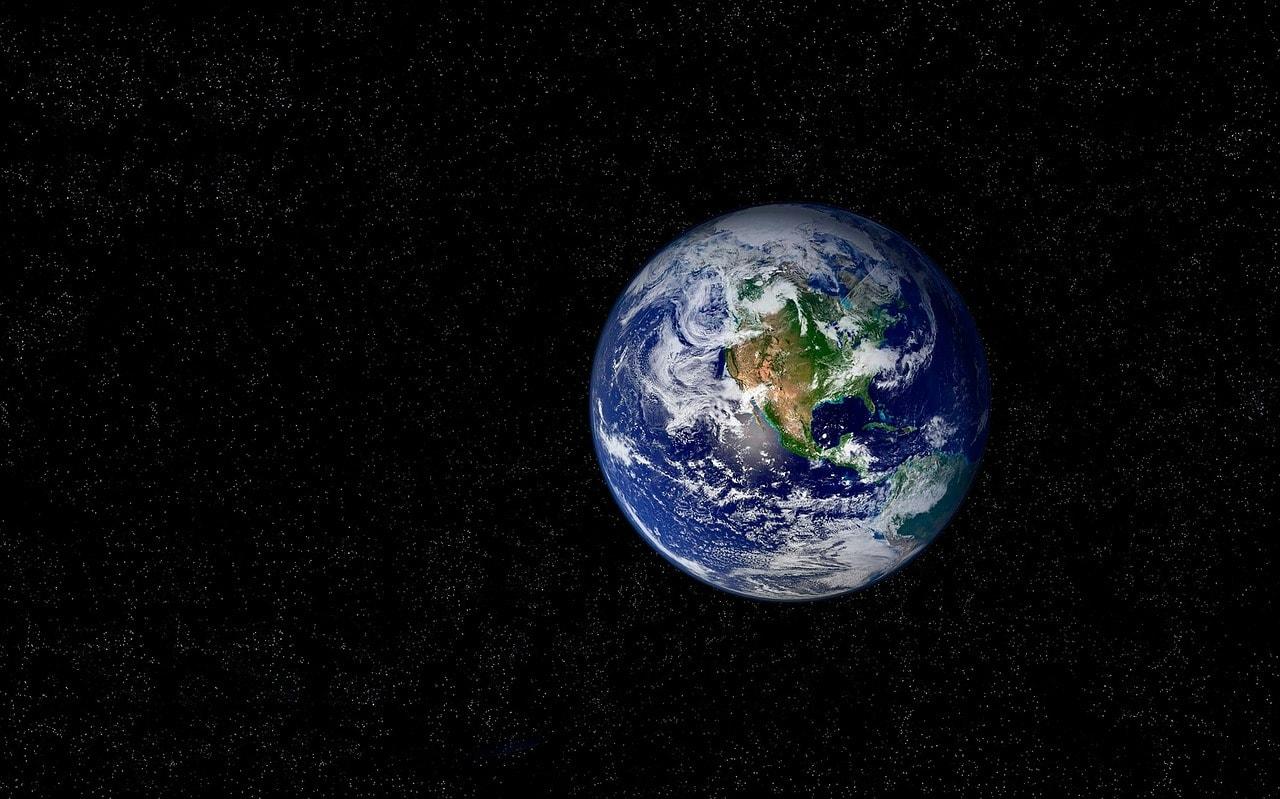 Wo ist Platz für Götter? Die Erde und das Sonnensystem sind Teil der Milchstraße, in der sich bis zu 300 Milliarden Sterne befinden.