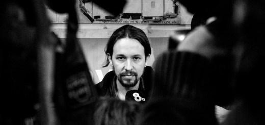 Pablo Iglesias konnte sich intern bei Podemos durchsetzen.