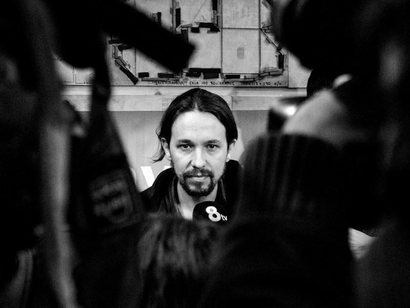 Eine Frage der Macht: Über Podemos, Iñigo Errejón und Pablo Iglesias