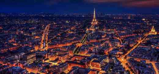 Paris Nachtaufnahme - Lubomir Mihalik - Pixabay.com - Creative Commons CC0