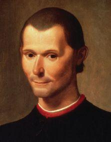 Santi di Tito Niccolo Machiavelli's Portrait Headcrop gemeinfrei