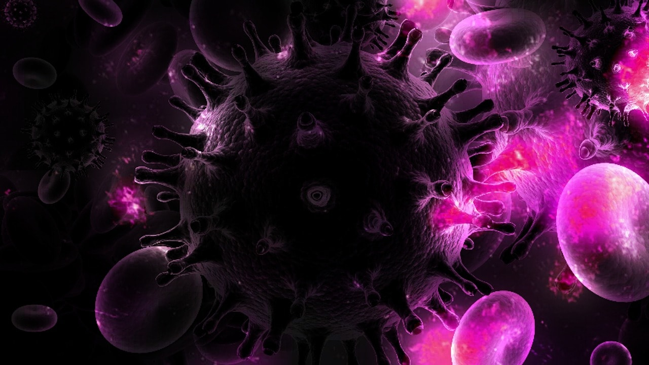 HIV Virus - typographyimages - Pixabay.com - Creative Commons CC0