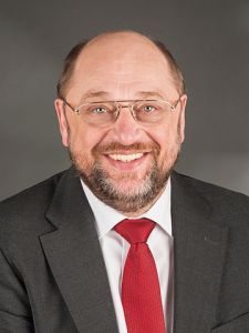 Martin Schulz SPD 2014 Foto-AG Gymnasium Melle, CC BY-SA 3.0