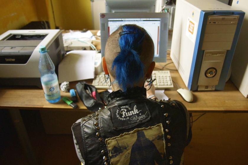 Dokumentarfilm Berlin Rebel High School: Bildet Banden, bildet euch!