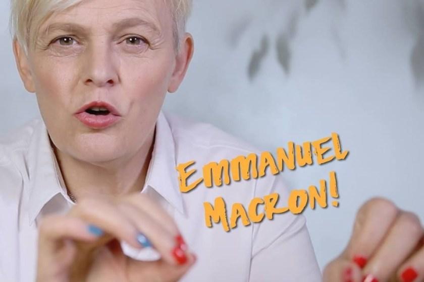 Licht in die Black Box: Bilbo Calvez über Emmanuel Macron und sein Programm
