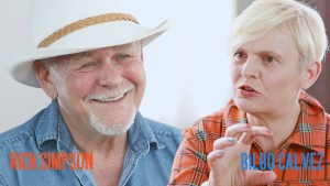 Interview mit dem Kanadier Rick Simpson für die Bärensuppe.
